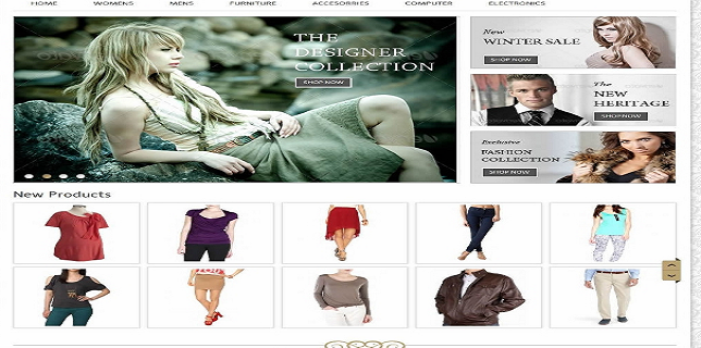Themeforest eCommerce Themes Reviews – Santana Themeforest eCommerce Theme