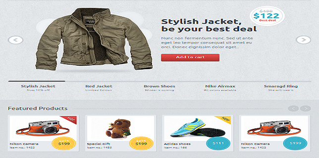 shopping themeforest html644