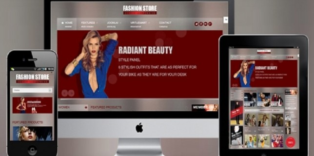 Joomla eCommerce Themes Reviews - SJ Fashion Joomla eCommerce Theme